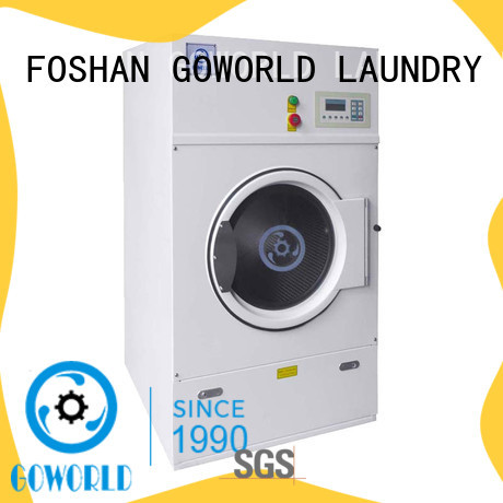 safe industrial tumble dryer steam simple installation for inns