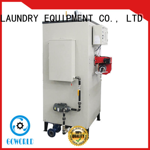 GOWORLD machine industrial steam boilers low noise for pharmaceutical