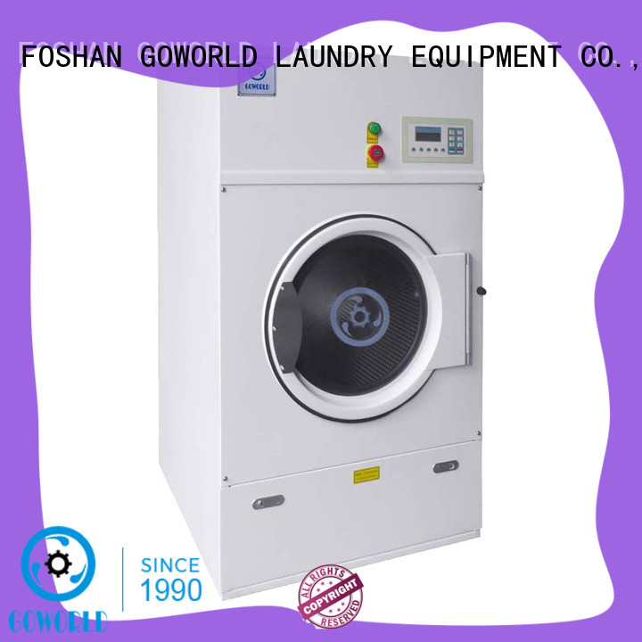 steam hospital clothes dryer factory price for inns GOWORLD