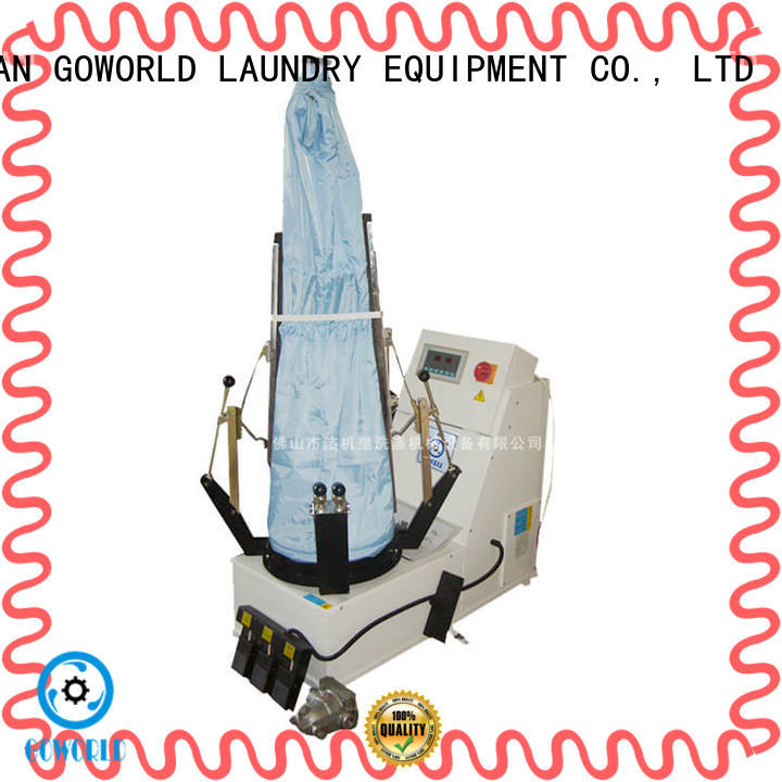 GOWORLD press industrial iron press machine pneumatic control for armies