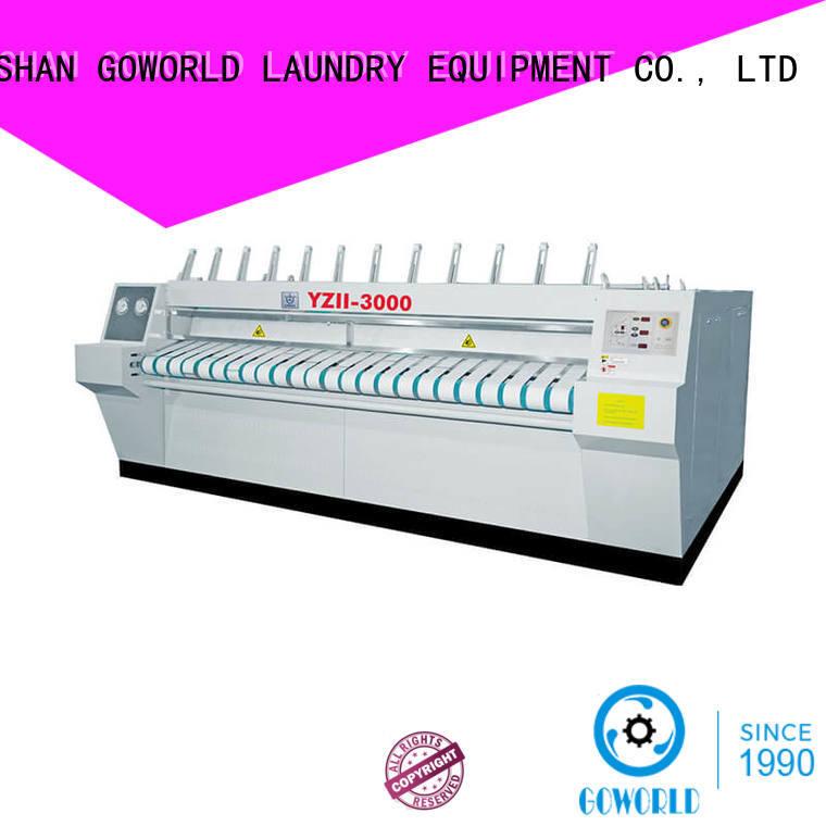 gas roller ironing machine free installation hospital GOWORLD