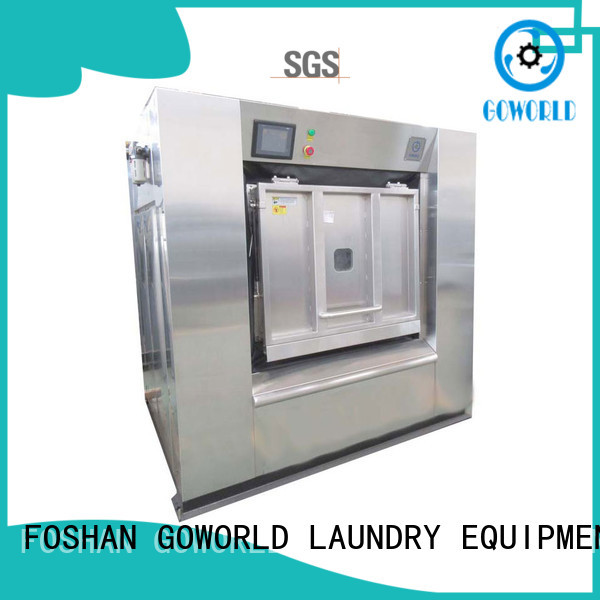 energy saving commercial washer extractor washing manufacturer for hotel
