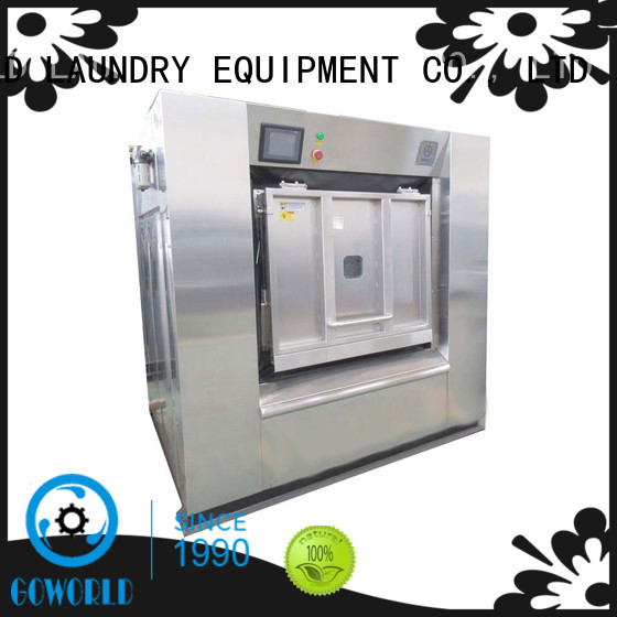 energy saving industrial washer extractor hotel easy use for laundry plants