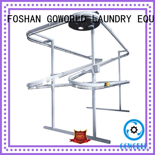 GOWORLD professional laundry packing machine manufacturer for hotel