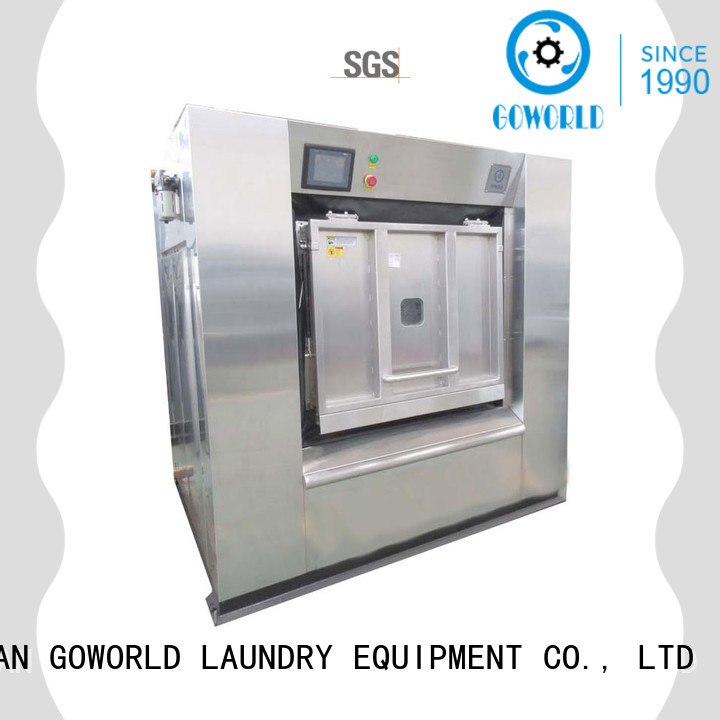 barrier washer extractor automatic manufacturer for laundry plants