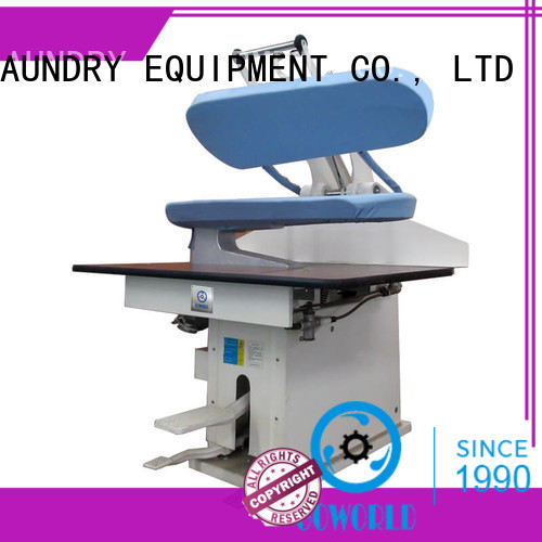 GOWORLD practical form finishing machine easy use for dry cleaning shops