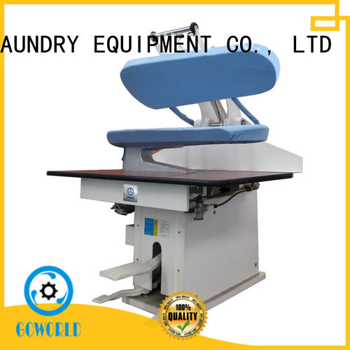 laundry utility press machine machine for dry cleaning shops GOWORLD