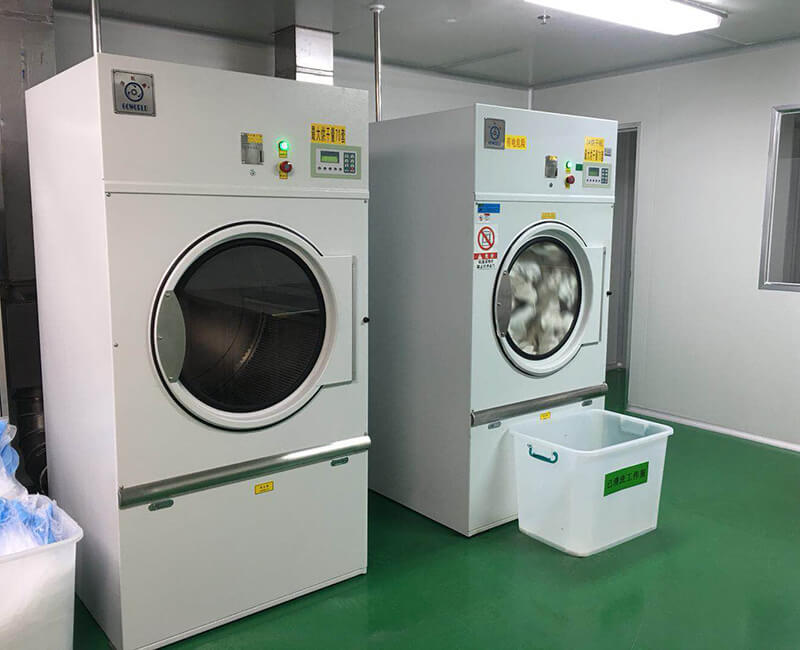 Hotel Laundry Project from GOWORLD