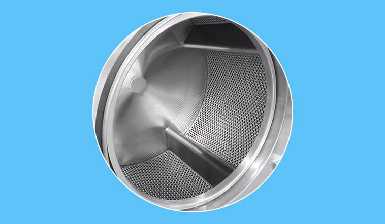 GOWORLD stainless steel washer extractor simple installation for hospital-4