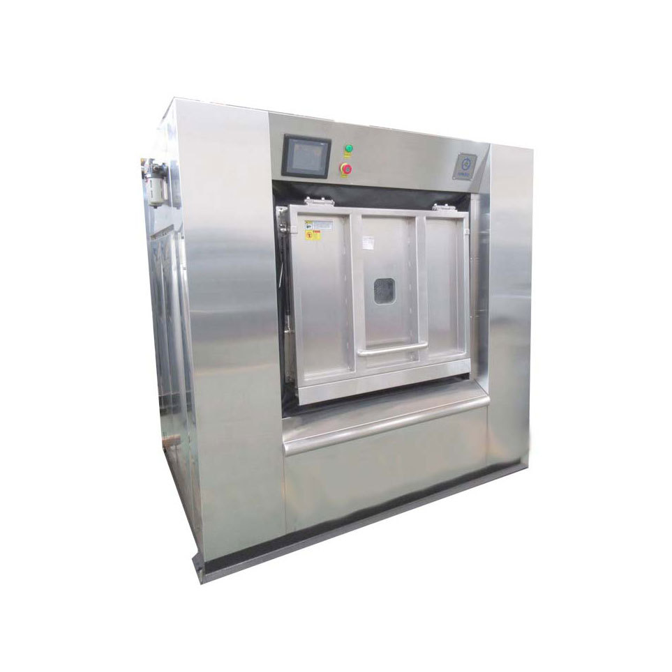 50kg-100kg Barrier washing machine for non-dust industries and hospitals solution