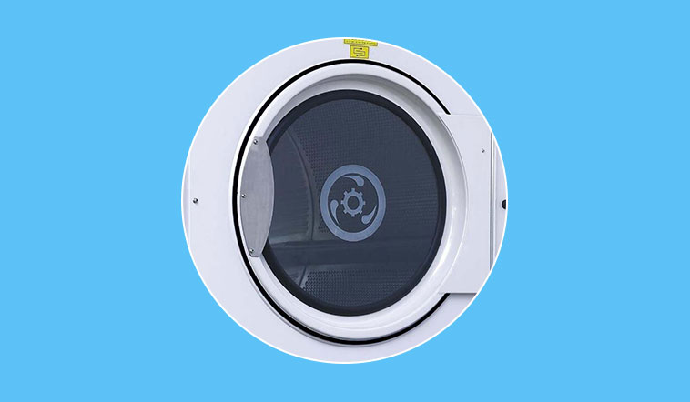 GOWORLD high quality industrial tumble dryer for high grade clothes for inns-6