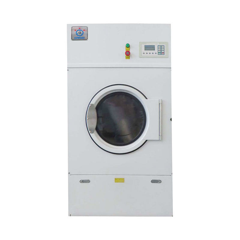 8kg-150kg LPG gas heating commercial clothes towels and tablecloths drying machine