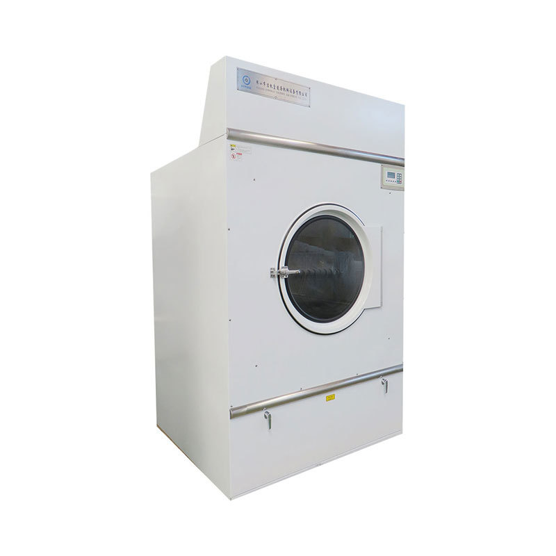 8kg-150kg Natural gas heating industrial clothes laundry dryer