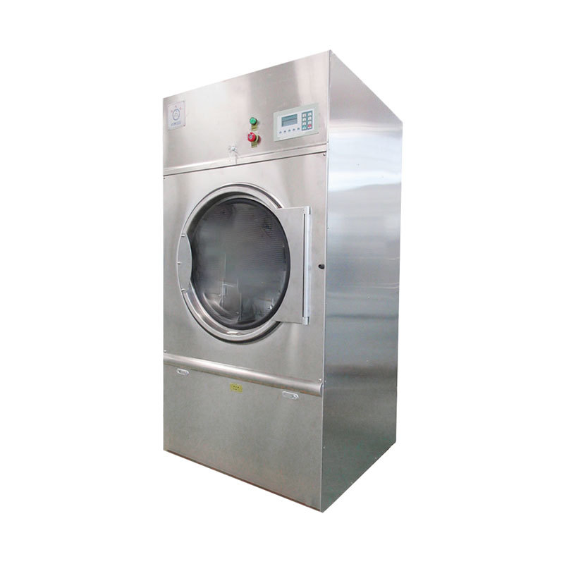 8kg-150kg Steam heating commercial clothes dryer