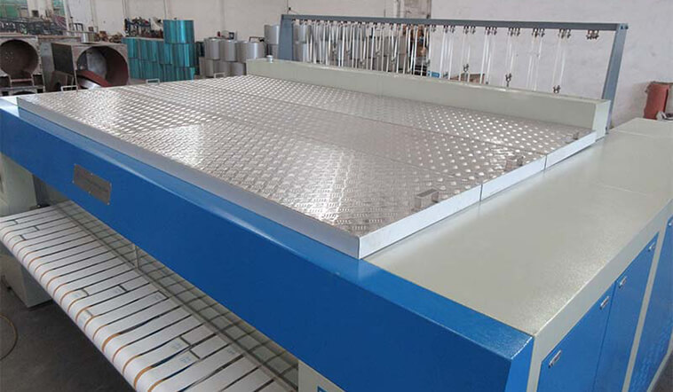 stainless steel ironer machine hotel factory price for laundry shop