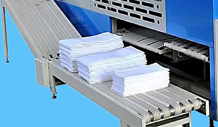 intelligent automatic towel folder engineering high speed for medical engineering-5