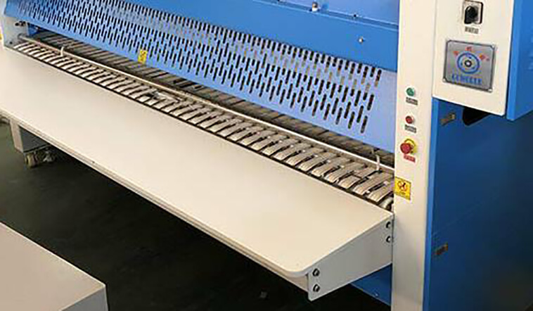 automatic towel folder multifunctional efficiency for textile industries