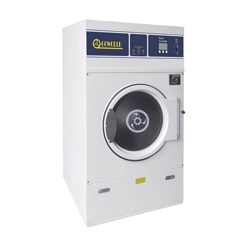 8kg-12kg Self-service dryer for hotel,school,laundry shop,commercial laundromat