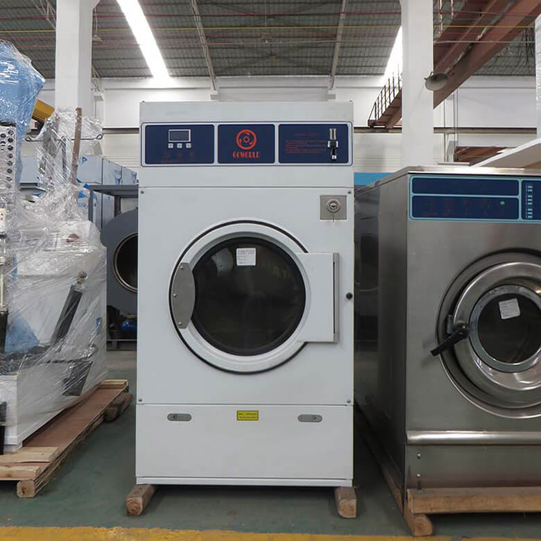 GOWORLD center self-service laundry machine natural gas heating for service-service center-1