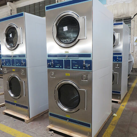 GOWORLD shopschool self-service laundry machine for sale for school
