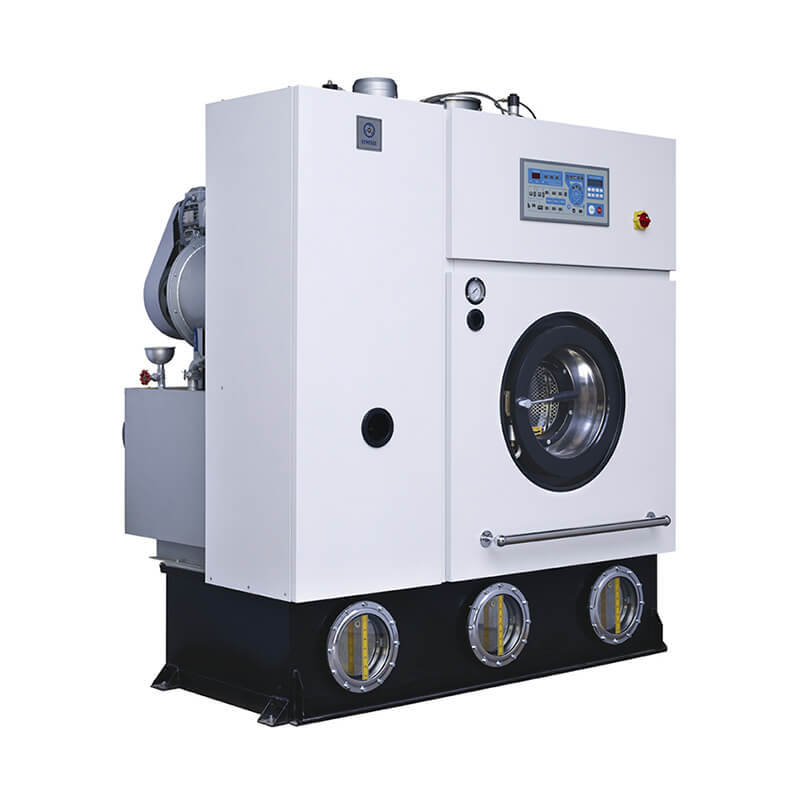 10kg-20kg Hotel clothes dry cleaner environment friendly full closed machine