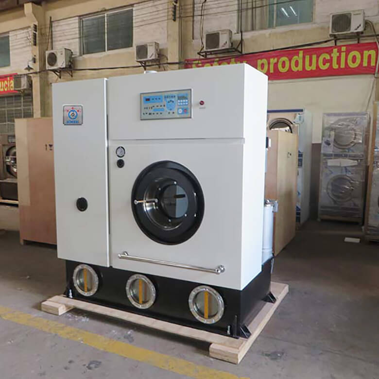 stainless steel dry cleaning washing machine laundry China for textile industries
