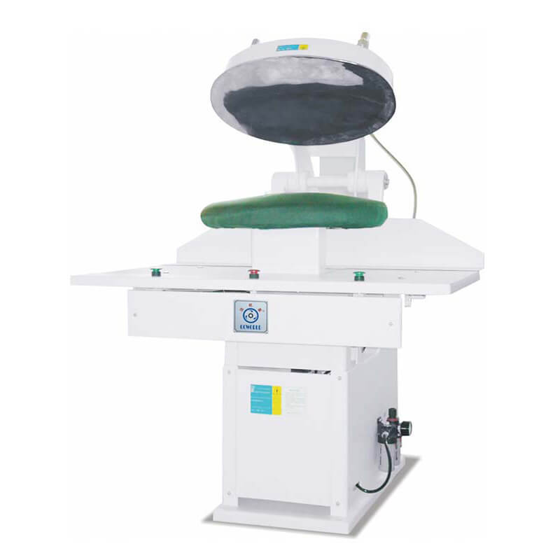 Utility laundry press machine series