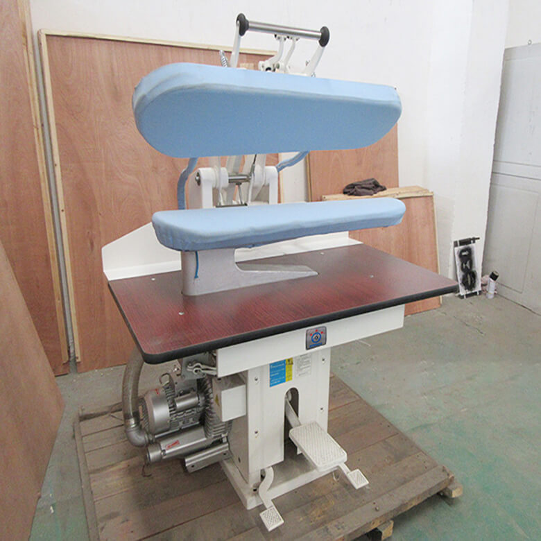 GOWORLD garment utility press machine easy use for armies-1