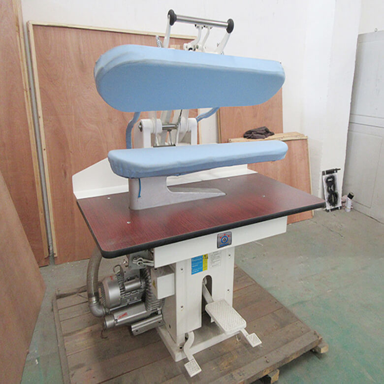 GOWORLD best laundry press machine for shop