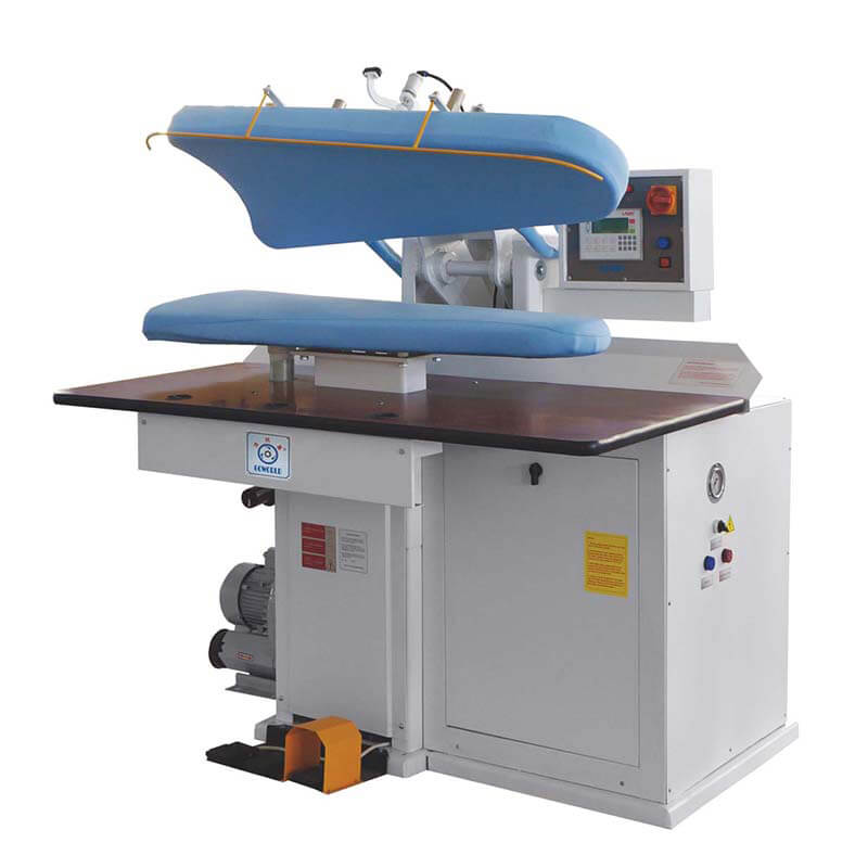 GOWORLD best laundry press machine for shop-12