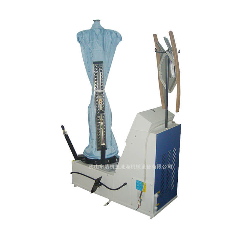 Garment form finisher woman skirt form finishing machine