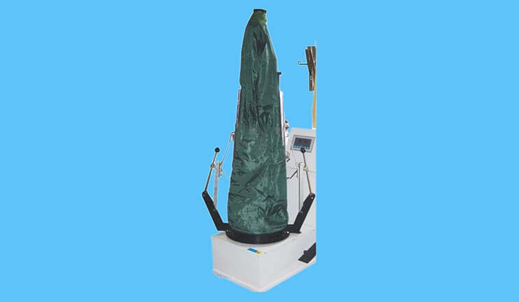 high quality laundry press machine skirt Steam heating for armies