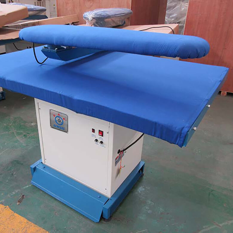 GOWORLD garment laundry press machine for hotel