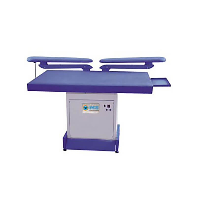 GOWORLD garment laundry press machine for hotel-9