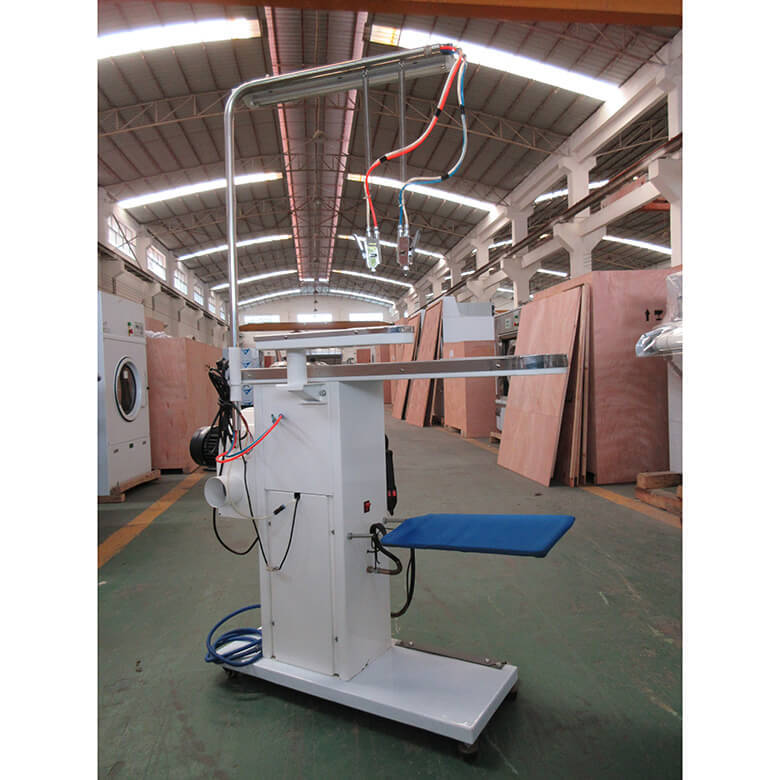 GOWORLD Brand clothes packing spotting machine shop factory