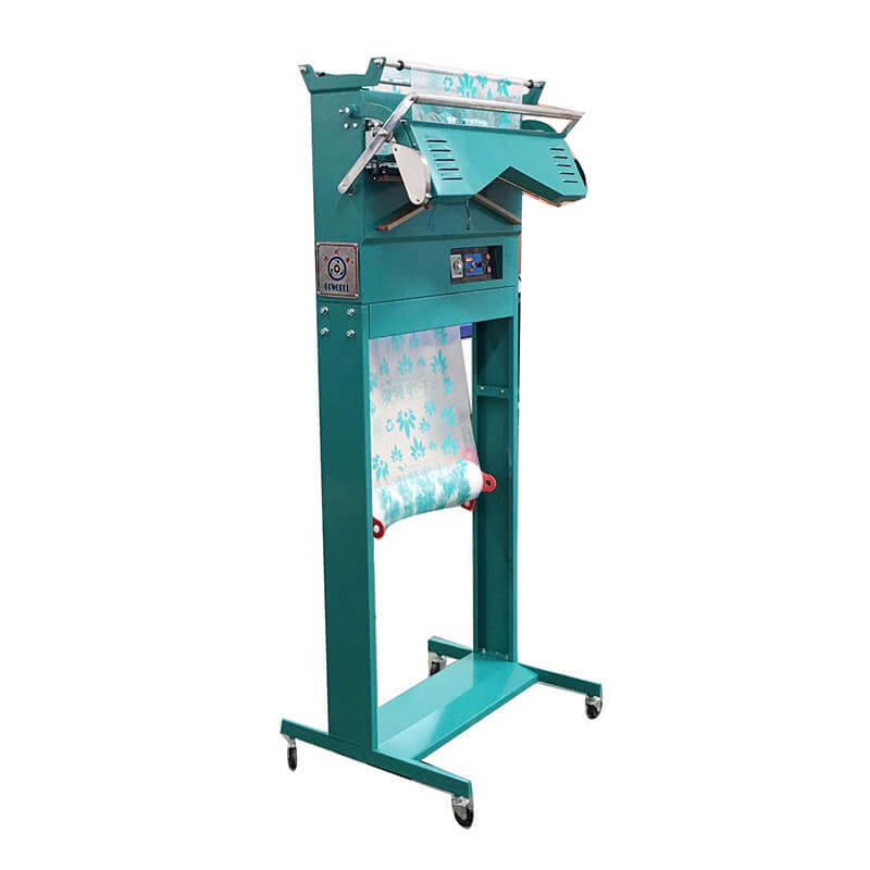 Clothes packing machine laundry shop clothes package machine