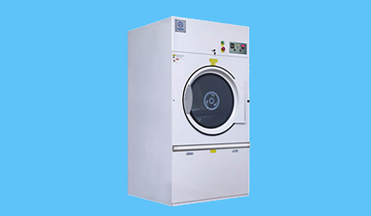 GOWORLD machine semi automatic laundry machine low noise for restaurants-9