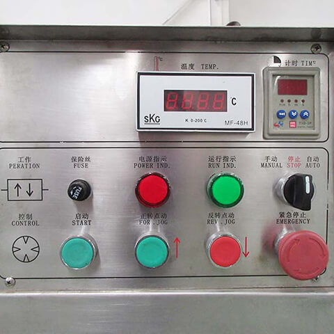 stainless steel semi auto washing machine quality quietly for school-4