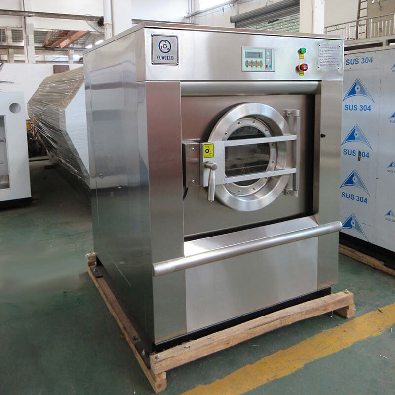 GOWORLD barrier industrial washer extractor manufacturer for hospital