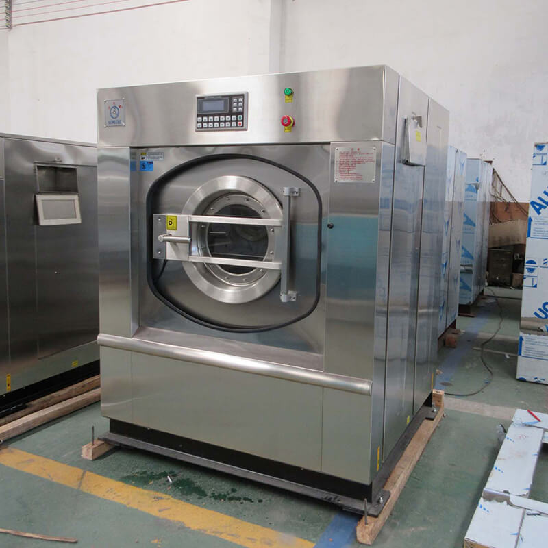 GOWORLD clinic barrier washer extractor for sale for hotel-2