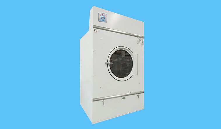 8kg150kg tumble dryer machine low noise for laundry plants GOWORLD-7