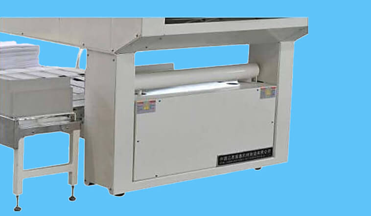 automatic towel folder folding high speed for laundry factory-5