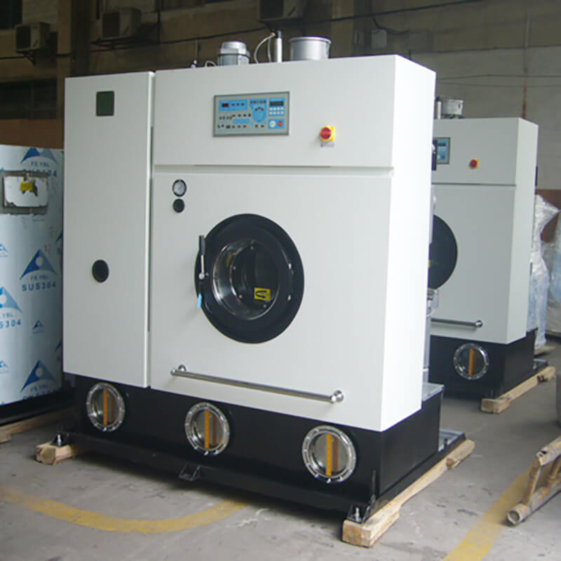 8kg-14kg Dry cleaning machine environment friendly full closed for hotel,laundry shop,railway company,textile industries