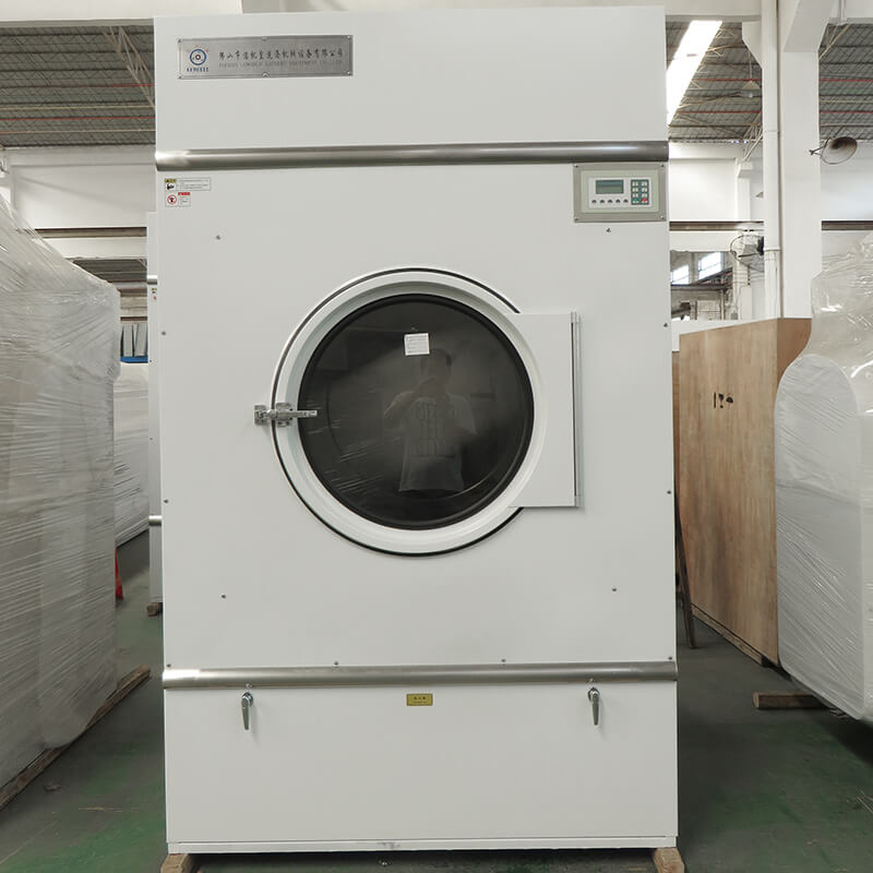 GOWORLD towels electric tumble dryer factory price for hotel-1