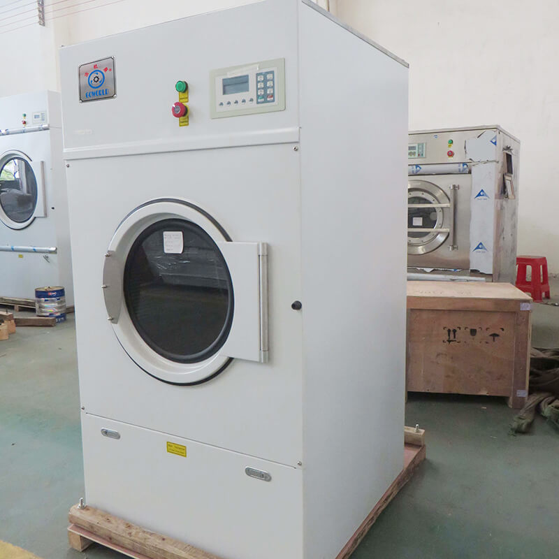 standard tumble dryer machine commercial for high grade clothes for hotel-3