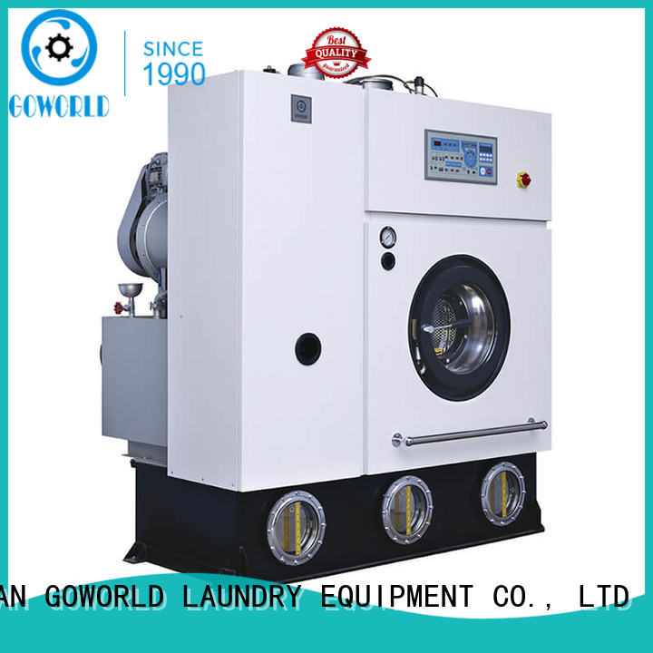 reliable dry cleaning equipment cleaning energy saving for laundry shop