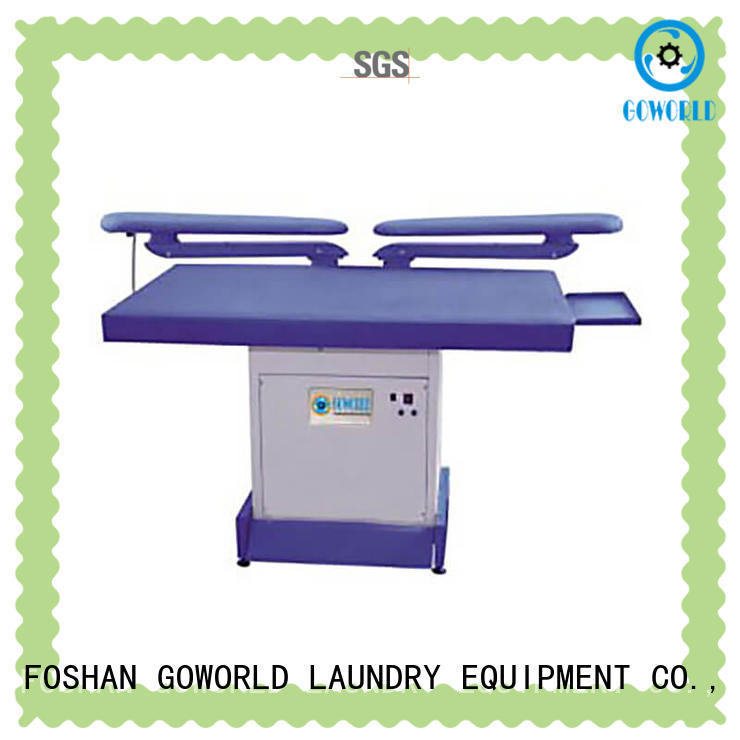 GOWORLD best form finishing machine easy use for railway company