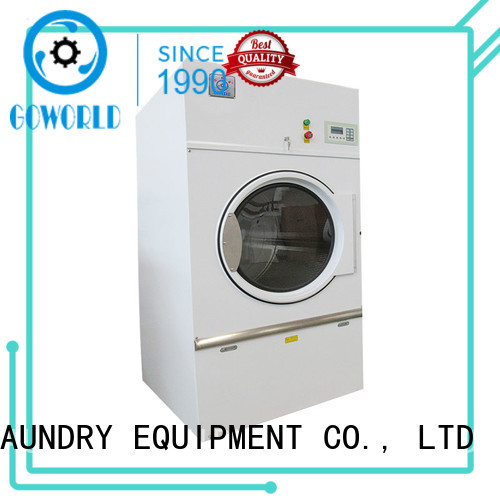 commercial electric tumble dryer laundry for hotel GOWORLD