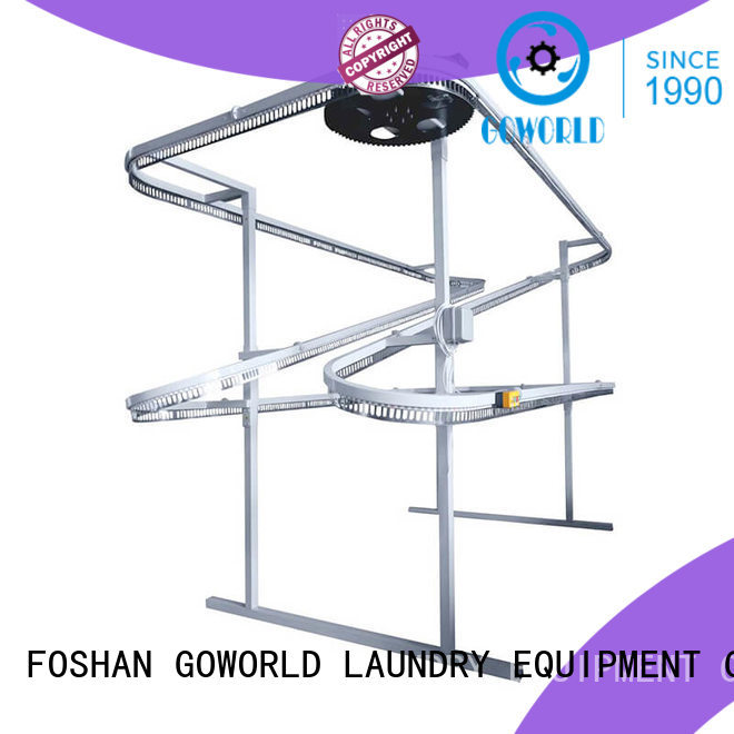 GOWORLD laundry laundry packing machine supply for restaurants