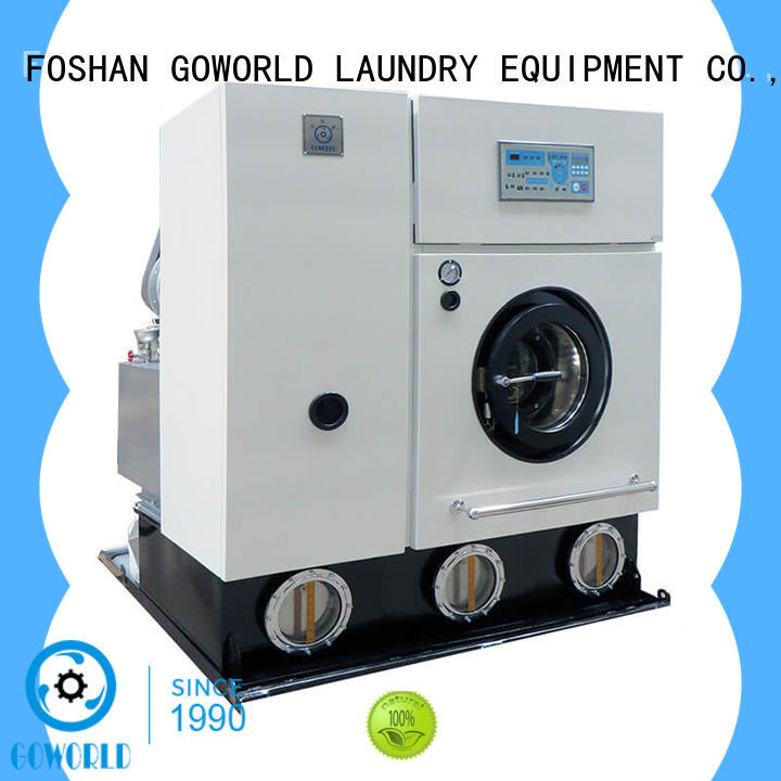 reliable dry cleaning machine hotel energy saving for laundry shop